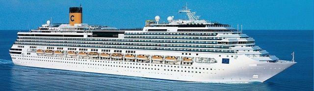 Servicio transfer crucero