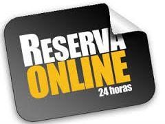 Reserva online 24 h